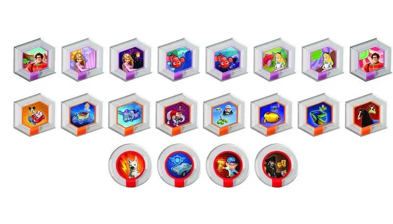Disney Interactive Announces Disney Infinity Power Discs