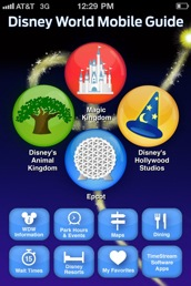 Disney World Mobile Guide Updated for Summer