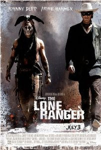 The Lone Ranger Coming to DVD and Bluray