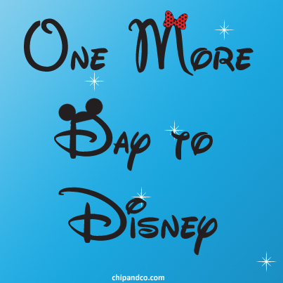 Whistle While You Wait: Surviving Your Disney Countdown!