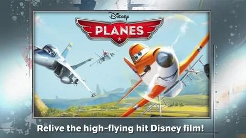 Disney's Planes Storybook Deluxe App