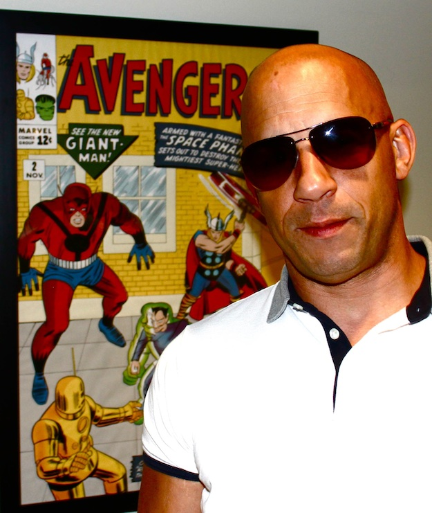 Could Vin Diesel and Joseph Gordon-Levitt Join the Marvel Universe?