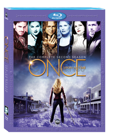 Once Upon a Time: The Complete Second Season Bluray Review