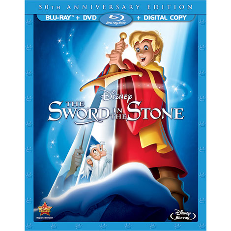 The Sword in the Stone Bluray Review