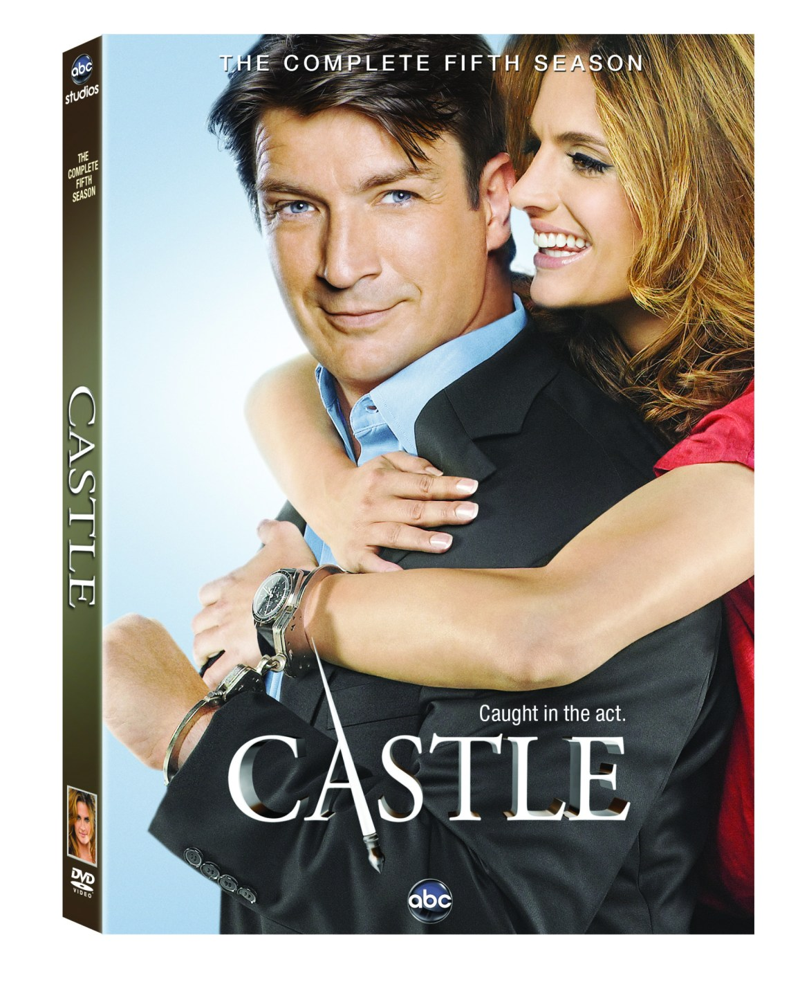'Castle: The Complete Fifth Season' DVD Review
