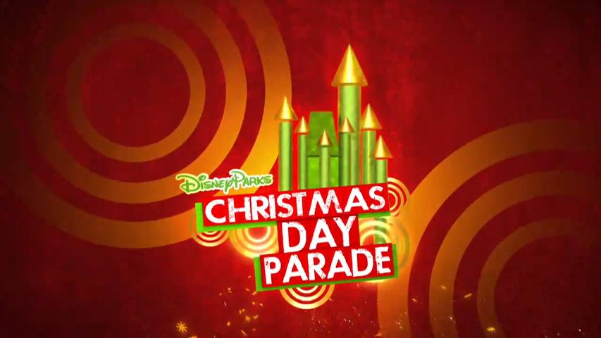 2013 Disney Parks Christmas Day Parade Taping Schedule for Disney World
