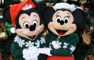 Spend some time with Mickey & Minnie at Disneyland this Christmas