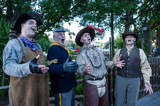 Celebrate Halloween Week at The Happy Haunted Horseshoe for Limited Time Magic