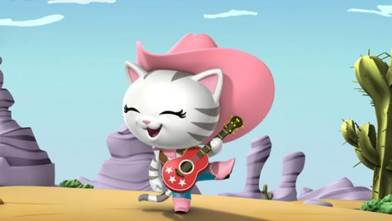 Disney Juniors New Series Sheriff Callie's Wild West to Hit the Airwaves