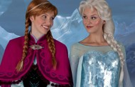 Frozen appearing in Disneyland and Disney World this November