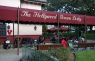 Hollywood Brown Derby Lounge Opens at Hollywood Studios