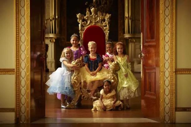 Disney and Harrods Make Disney Magic with launch of new Bibbidi Bobbidi Boutique