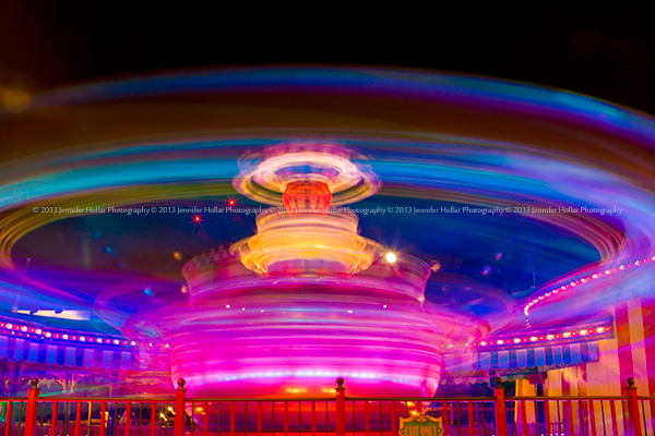 Top 10 WDW Locations To Photograph After Dark