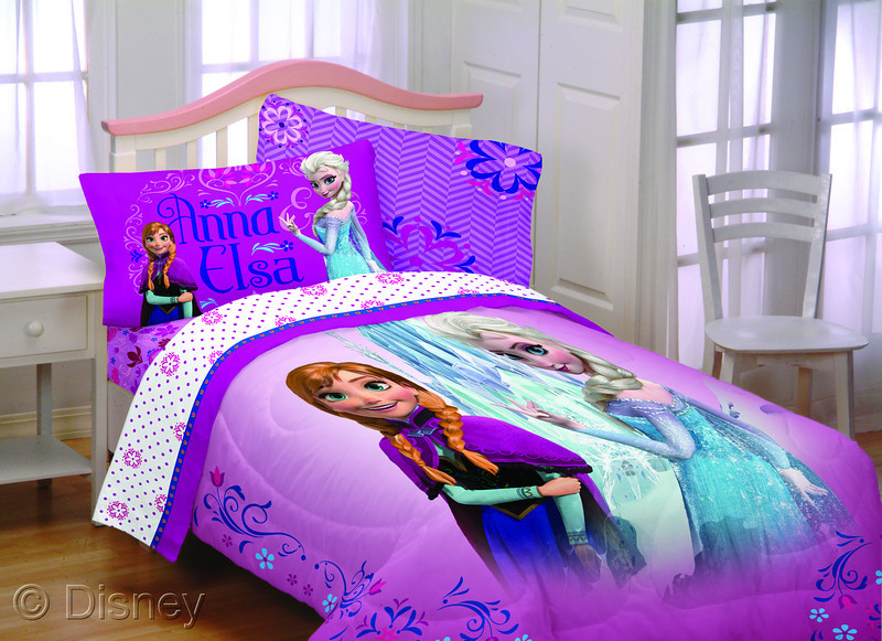 Disney's Frozen Clothing and Toys arriving in stores