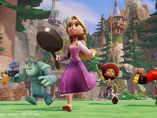 Disney's Princesses are coming to Disney Infinity