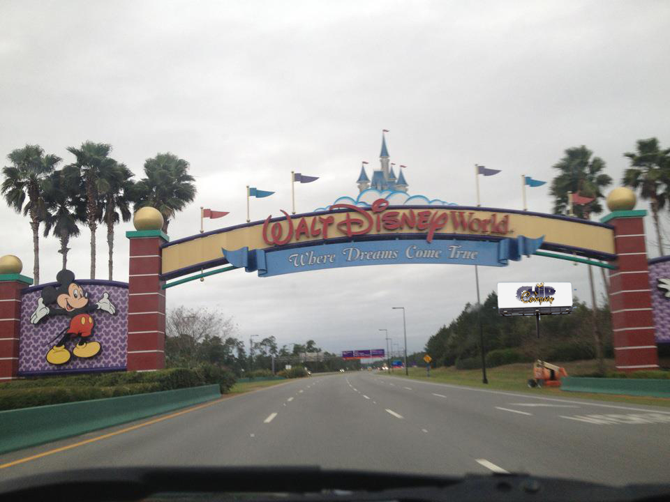 Free Roadside Assistance at Disney World from AAA