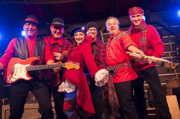 Holidays Around the World Returns to Epcot November 29