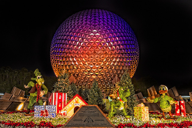 Join me for Epcot's Holidays Around the World- Food Edition