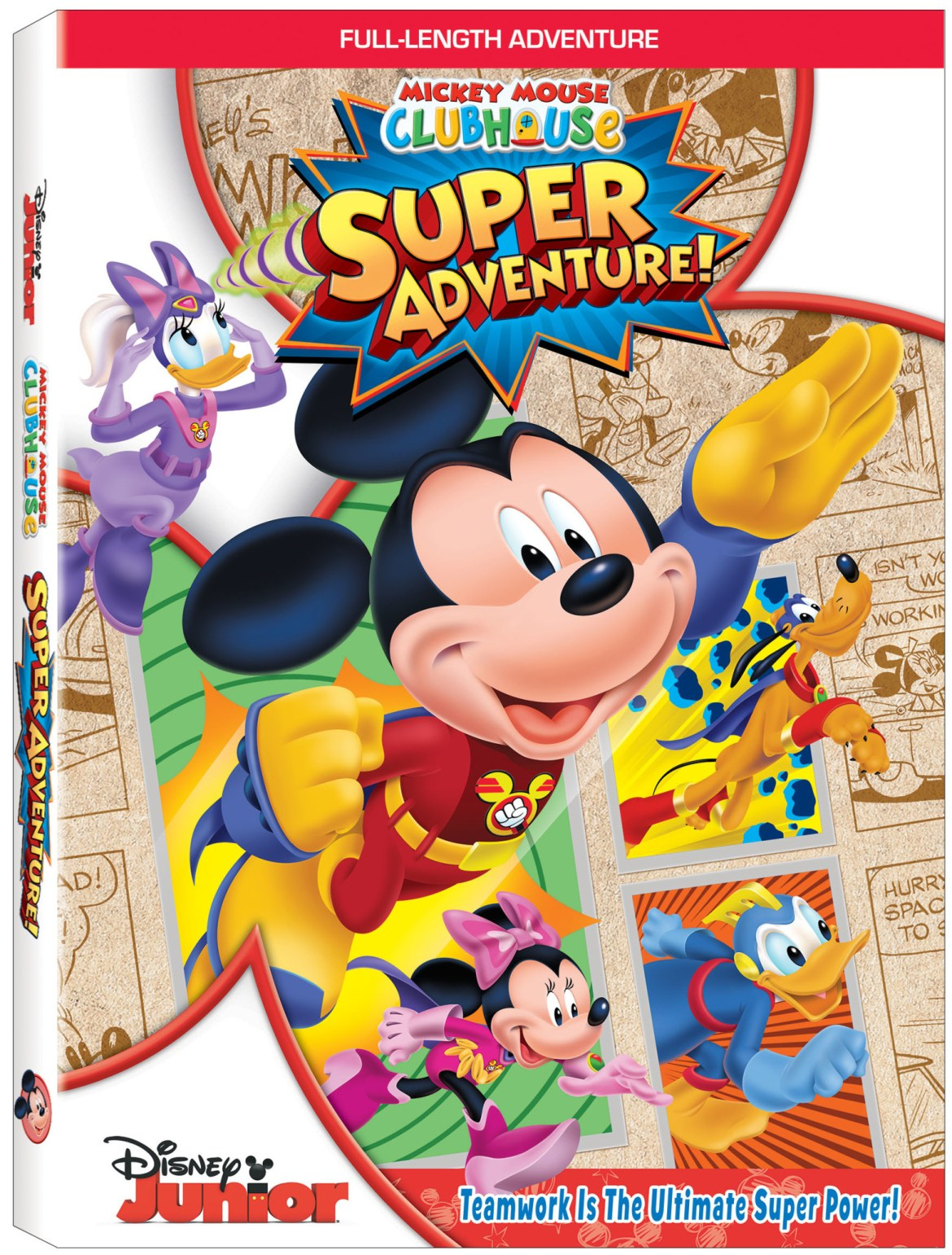 Up, Up and Away – Mickey Mouse Clubhouse: Super Adventure