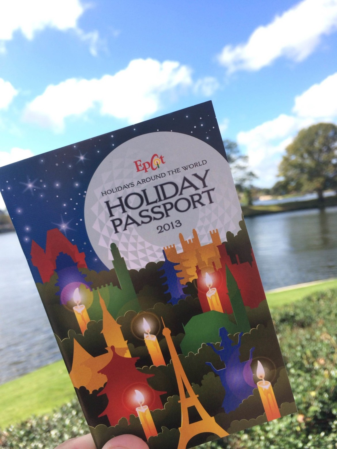 Disney Dining: Epcot's Holiday Around The World Food Reviews