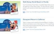 Disney Parks 2014 Planning DVD