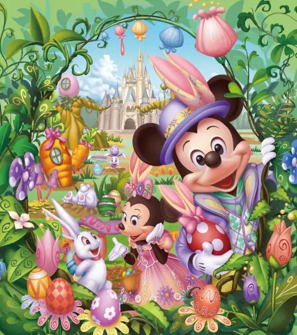 Tokyo Disney Resort's Springtime Celebration