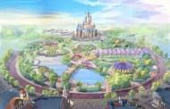 Shanghai Disneyland is Coming in 2015
