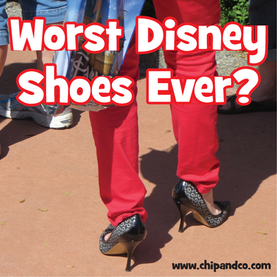 10 Things NOT to wear at the Disney Theme Parks