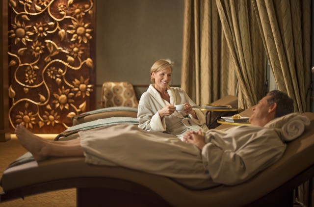 Two New Walt Disney World Spas Engage the Senses, Pamper and Renew in 2014