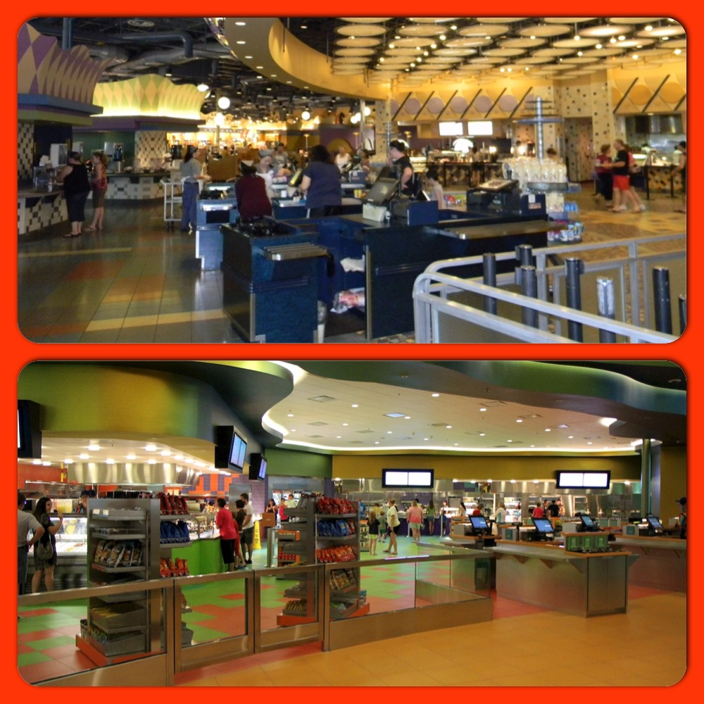 Big Refurbishment Coming to All-Star Music's Food Court