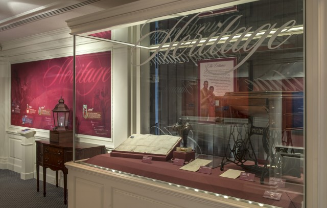 """Kinsey Collection """"Re-Discovering America"""" Debuts at Epcot"""