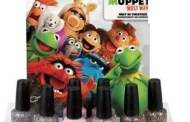 OPI Nail Lacquer Releases Muppets Most Wanted Collection