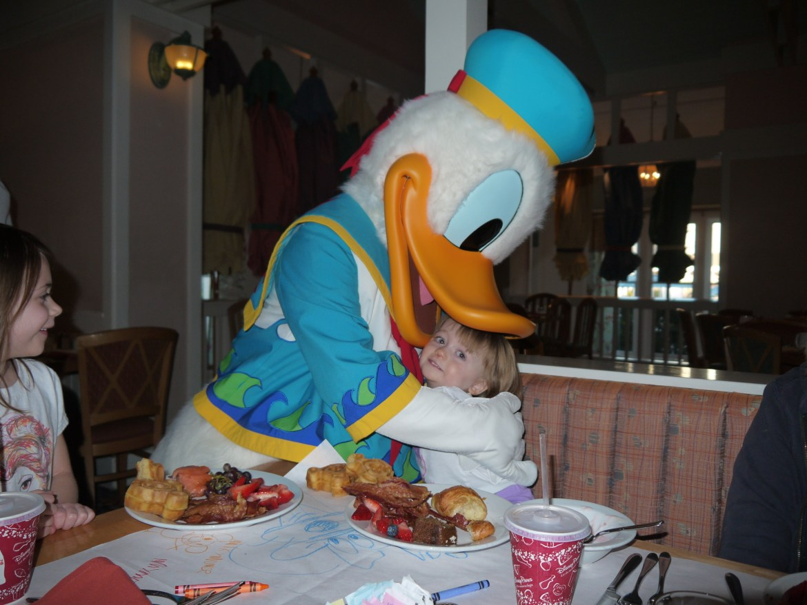 Top 10 Disney Dining Locations for Toddlers and Preschoolers