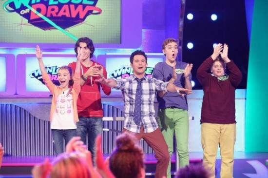 Win Lose or Draw Coming Soon to the Disney Channel!