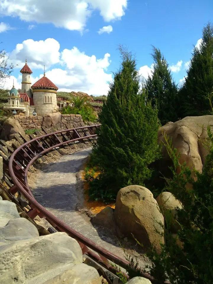 Disney World's Seven Dwarfs Mine Train Update