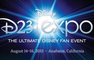 D23 is Going Back to Anaheim for More Magic in 2015