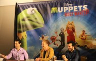 'Muppets Most Wanted' Press Junket Part 1: The Filmmakers