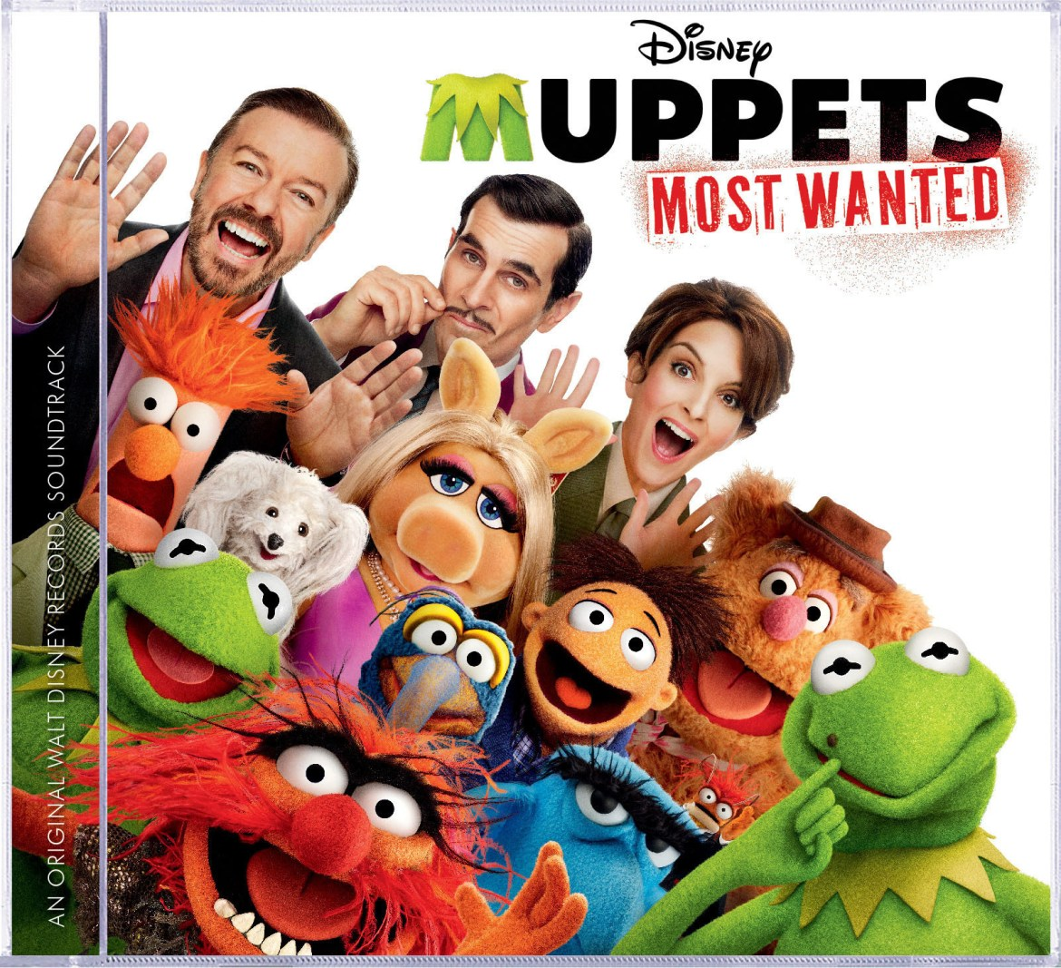 "The ""Muppets Most Wanted"" Soundtrack Released on March 18th"