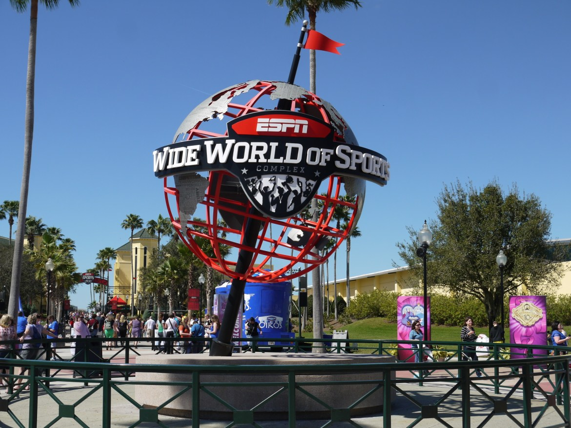 The Inaugural Disney Princess Cup Will be Held at ESPN Wide World of Sports Complex