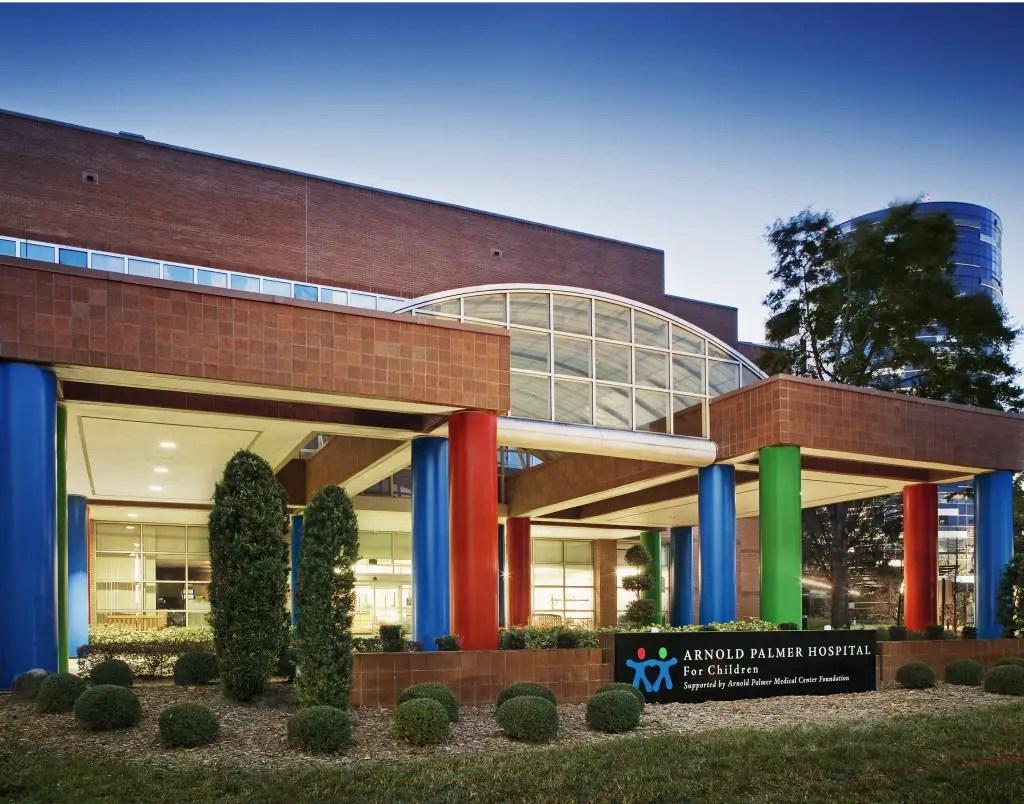 The Walt Disney Company Donates $3 Million to Emergency Care Efforts at Arnold Palmer Hospital