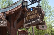 Seven Dwarfs Mine Train Now Open at Walt Disney World Resort!