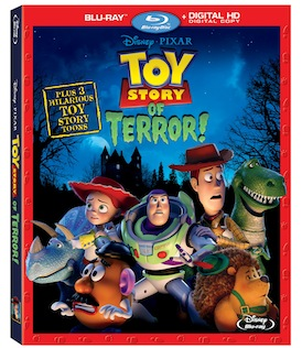 "Pixar's ""Toy Story of Terror"" is Coming to Blu-Ray on August 19th"