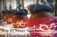 Top 10 Disney Dining Sweet Snacks at Disneyland