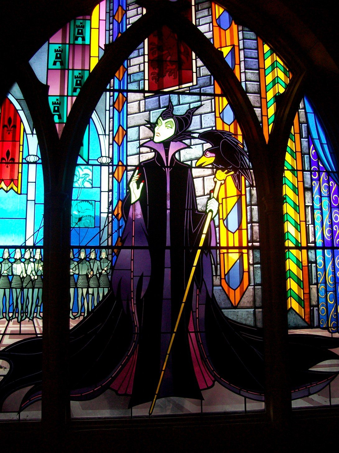 Who Wants to Get Closer To Maleficent at the Disney Parks?