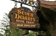 Ride Seven Dwarfs Mine Train:  POV Video