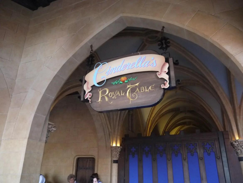 Cinderella's Royal Table Closing for Lengthy Refurbishment