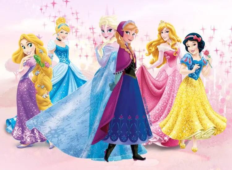 The Magic Kingdom Princess Shuffle