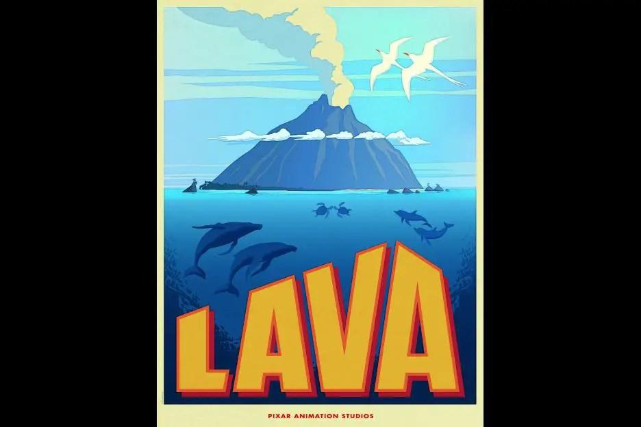 """New Pixar Short """"Lava"""" Coming Soon"""