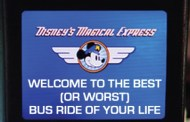 Disney's Magical Express: The Most Magical Transportation to and from Orlando International Airport
