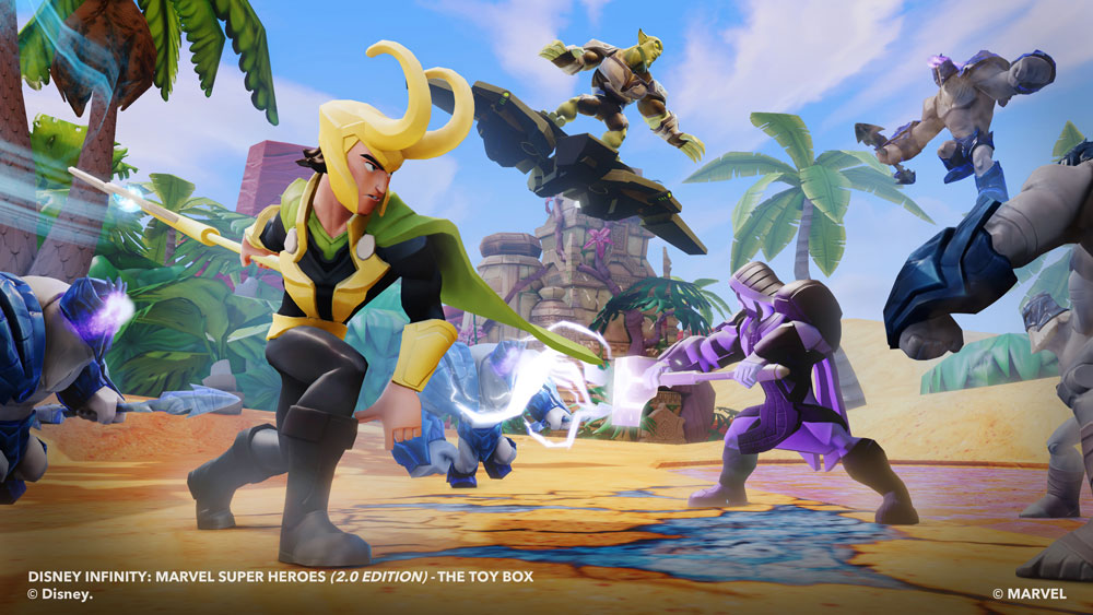 New Villains Make Their Way to Disney Infinity: Marvel Super Heroes